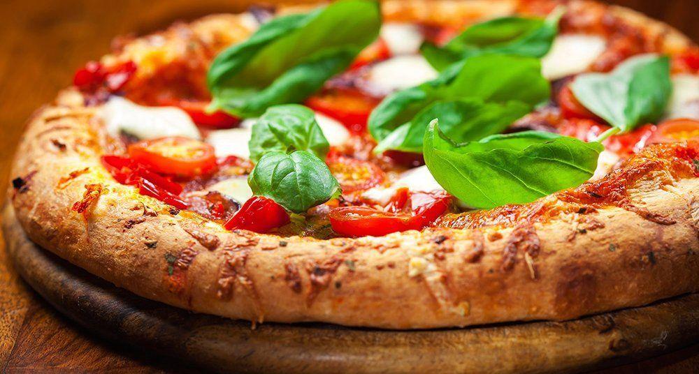 pizza en airfryer recetas