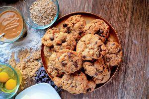 receta galletas en airfryer